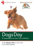 Dogs Day am Samstag, den 3. September 2016
